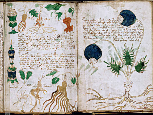 Página del manuscrito